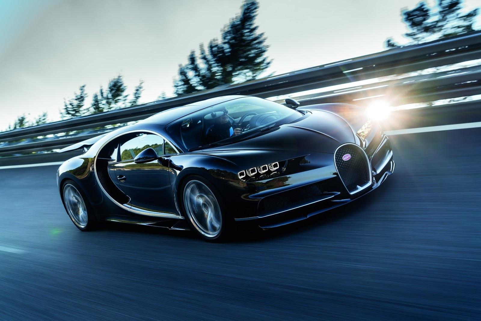 Foto de Bugatti Chiron (38/77)
