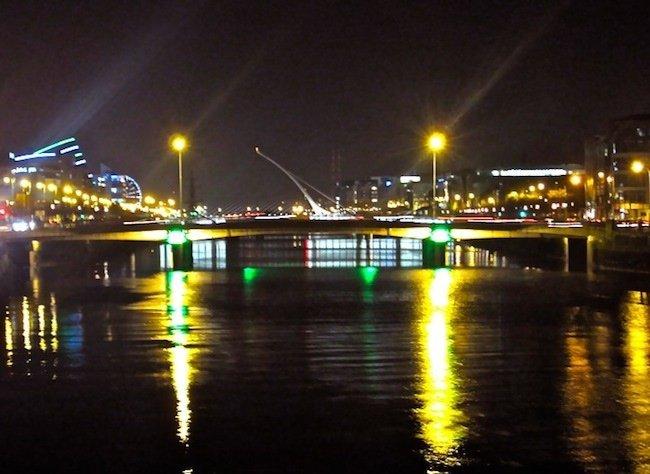 Puente Samuel Beckett Dublin