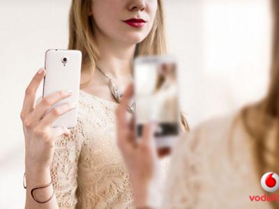Nuevo Vodafone Smart Prime 7 renueva la gama básica con diseño metálico