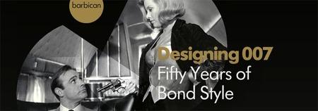 James Bond Barbican Center