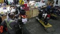 Motomethod, un taller diferente para amantes de las motos