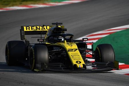 Hulkenberg Espana F1 2019