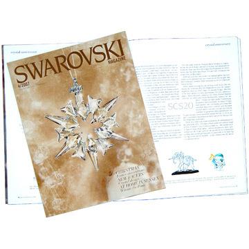 Swarovski Crystal Society SCS