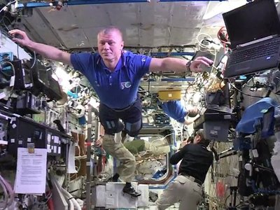 La fiebre viral del mannequin challenge también llega a la ISS