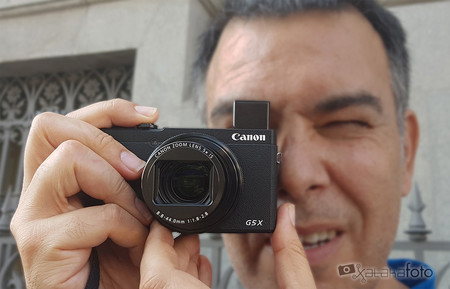 Toma Contacto Canon Powershot G5 X Mark Ii 2