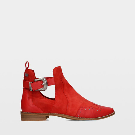 Botines Musse And Cloud Lucy Red 1958252 1