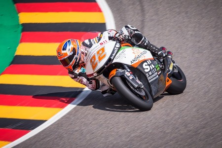 Sam Lowes Gp Alemania Moto2