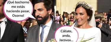 """Rocío Osorno y Jacobo Robatto rompen su relación tras año y medio de matrimonio: """"Hemos tenido muchas discusiones"""""""
