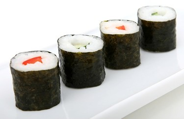 Día internacional del sushi: cualquier excusa es buena para que los niños coman más pescado