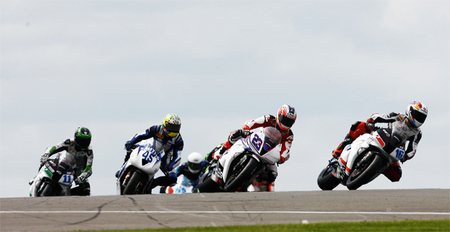 Donington Park Supersport