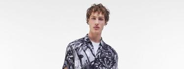 Bershka tiene las camisas perfectas que los amantes del arte abstracto y la moda urbana llevarán todo el verano