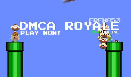 Nintendo pide la retirada del Battle Royale de Super Mario Bros., pero su creador decide recuperarlo con algunos cambios
