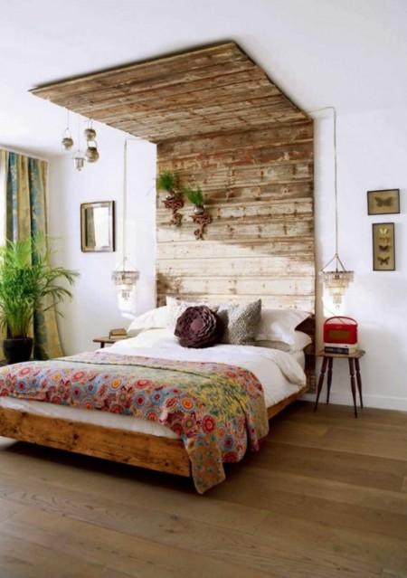 cabecero de madera - Como Hacer Un Cabecero De Madera