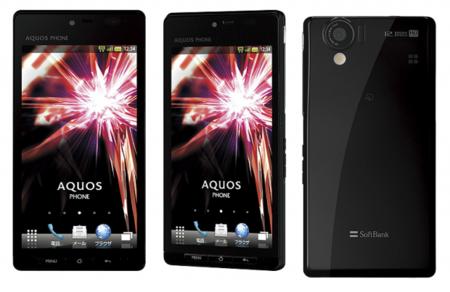 Sharp Aquos Phone 102SH, el Android nipón de gran pantalla que aspira a llegar a occidente