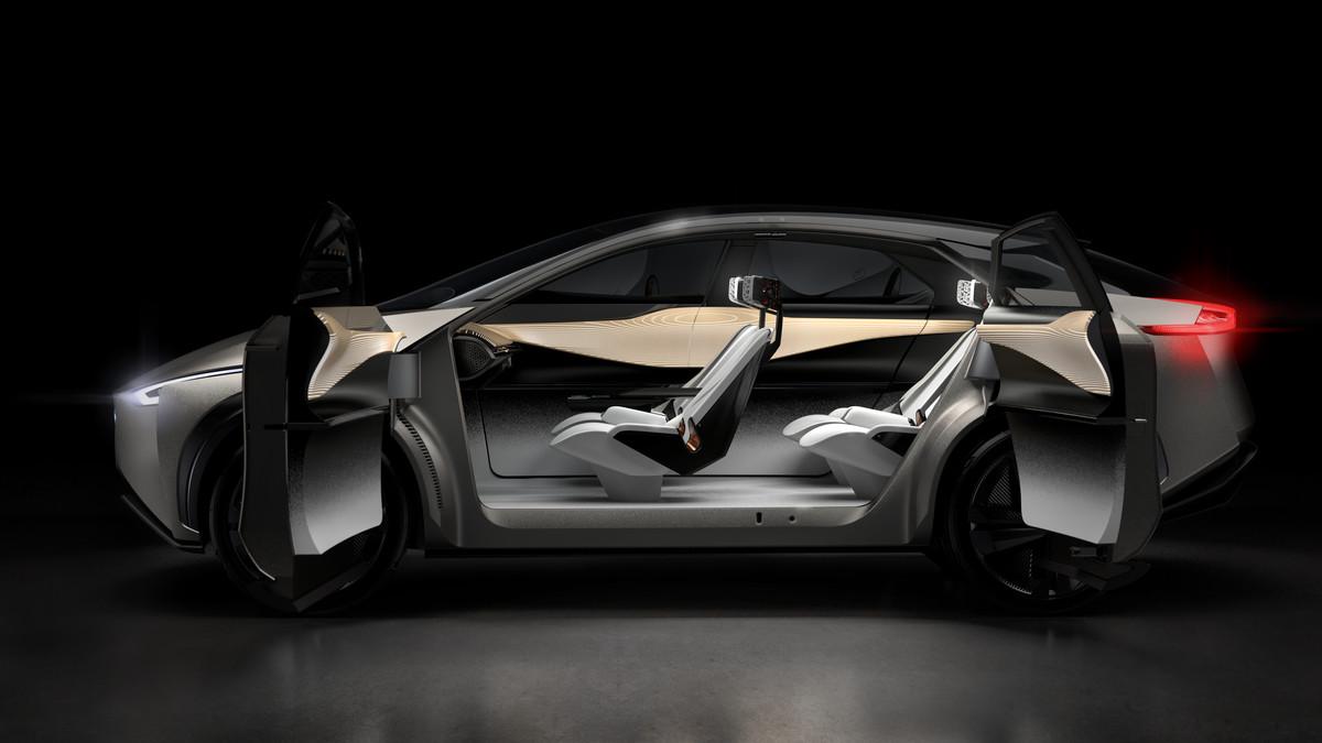 Foto de Nissan IMx Kuro concept (5/10)