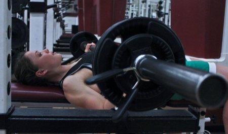 Los ejercicios que no suelen realizar las mujeres