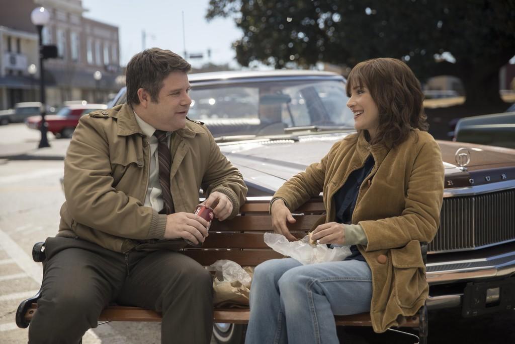 Sean Astin y Winona Ryder