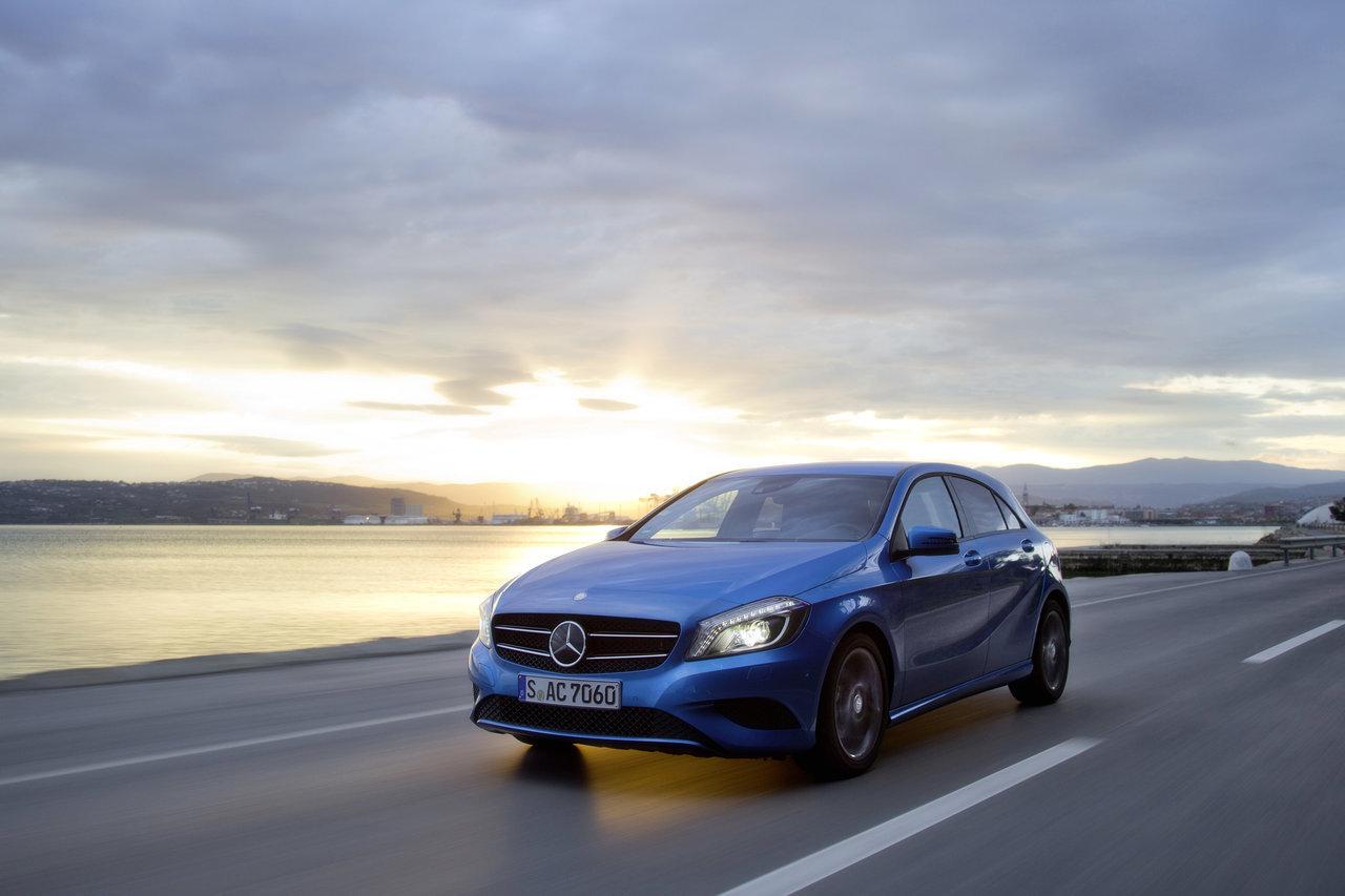 Foto de Mercedes-Benz Clase A 2012 (7/67)
