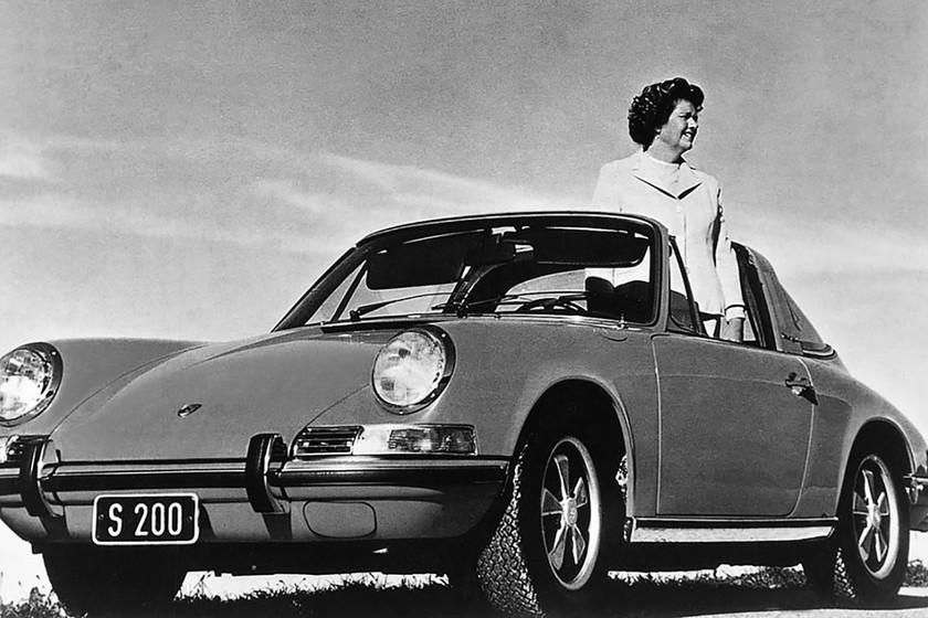 Louise Piëch, la Porsche que salvó la empresa y ayudó a ganar por primera vez las 24 Horas de Le Mans