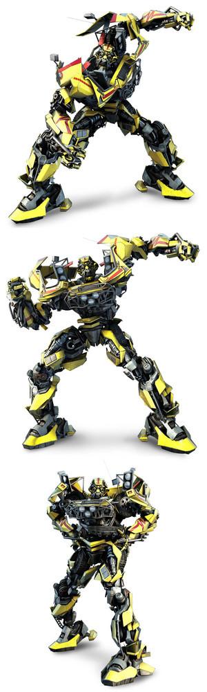 Foto de 'Transformers: Revenge of the Fallen', fotos de los Transformers (5/10)