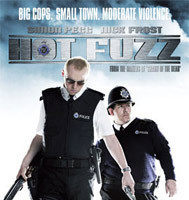 'Hot Fuzz', el trailer