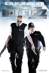 'Hot Fuzz', el trailer