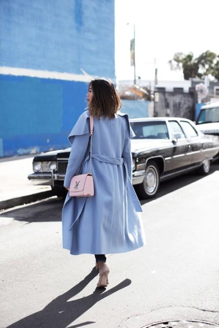 ¿Son los abrigos largos exclusivos de las chicas altas?