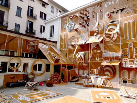 Pop Up Building Milan Marselleria 4