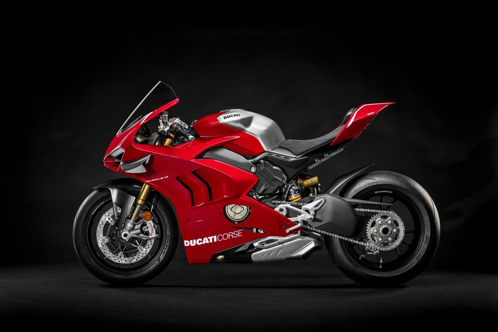 Foto de Ducati Panigale V4 R 2019 (49/87)