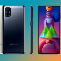 A precio mínimo: Amazon te deja ahora la impresionante autonomía del Samsung Galaxy M51 por sólo 289 euros