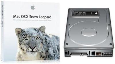¿Porqué Snow Leopard me muestra más capacidad en mis discos duros que Leopard?