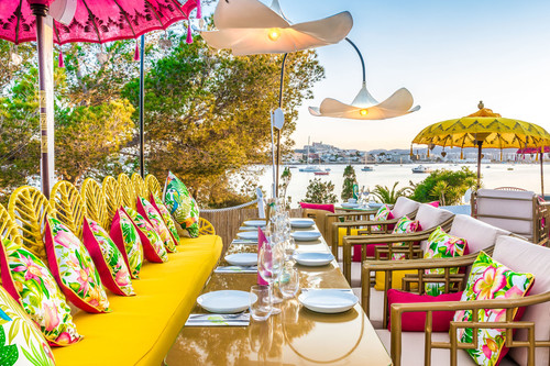 Los 9 restaurantes de moda en Ibiza
