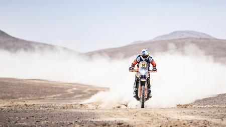 Dakar 2019: Sam Sunderland vuela y aprovecha el error de los favoritos. Brabec recupera el liderato