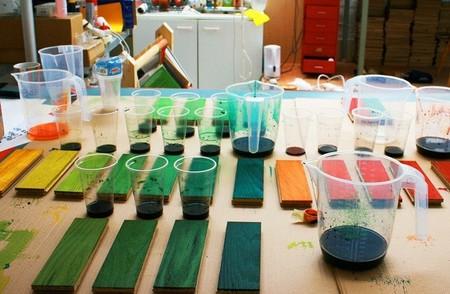 Los diseños de Yael Mer & Shay Alkala geometría llena de color