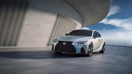 Lexus Is 2021 Mexico 5