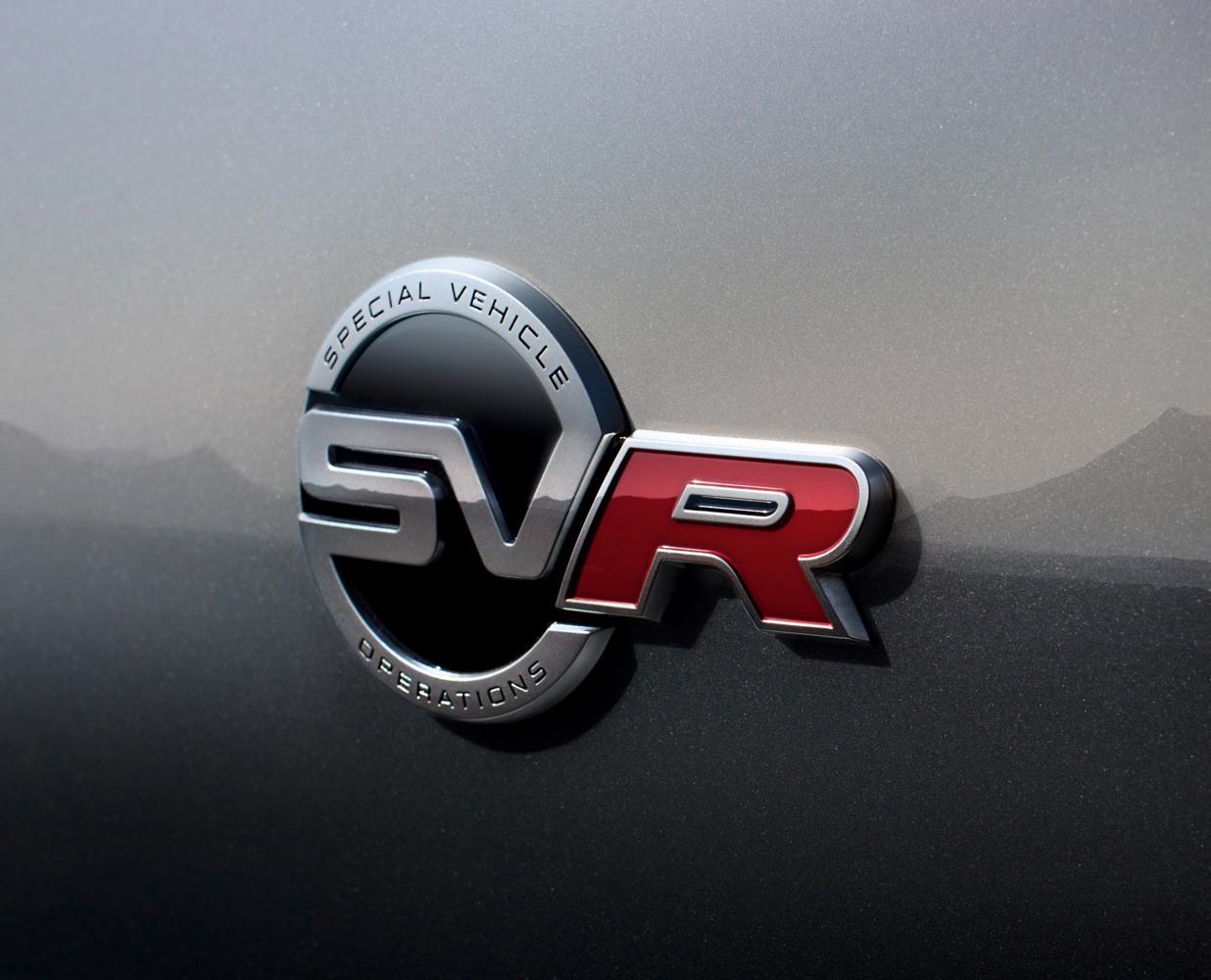 Foto de Jaguar F-Pace SVR (35/38)