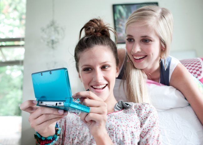 Jugar con la Nintendo 3DS