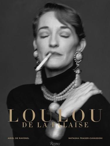 Loulou de la Falaise, descubre a la auténtica musa de YSL en el nuevo libro de Ediciones Rizzoli