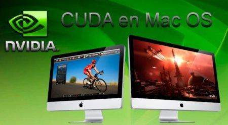 La tecnología CUDA en Mac OS X, aprovechando la potencia de las tarjetas gráficas de NVidia