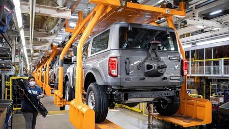 Porduccion Ford Bronco 2021 5