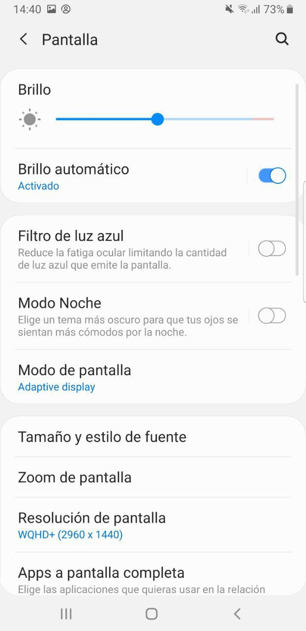 Foto de Android 9 Pie con One UI en el Samsung Galaxy Note 9 (17/34)