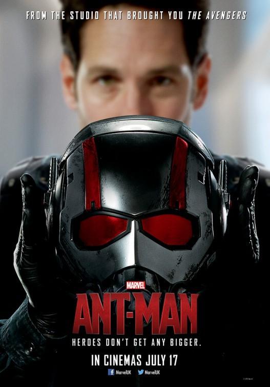 Foto de 'Ant-Man', últimos carteles (5/11)