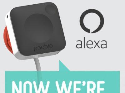 Alexa aterriza en el Pebble Core para dotarle de nuevos poderes de asistente personal