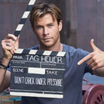 TAG Heuer & Chris Hemsworth hacen bueno el claim Don't Crack Under Pressure