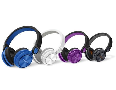 Energy Sistem amplía el mercado de audio portátil con unos auriculares que incluyen un reproductor MP3 y radio FM