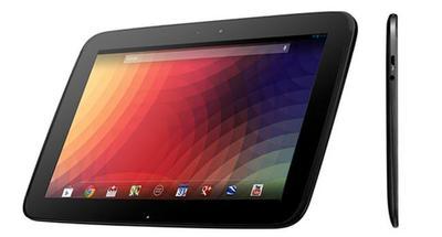 Rumor: En el CES 2014 podríamos ver una nueva Nexus 10