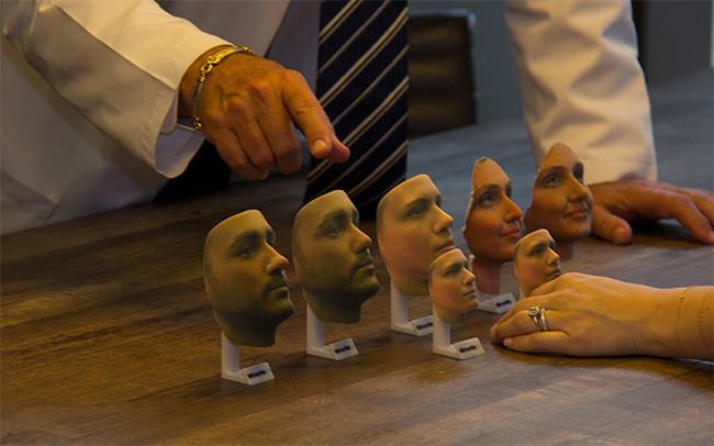 ¿Cómo van a quedar tu cara o tus pechos tras una cirugía? La impresión en 3D tiene la respuesta