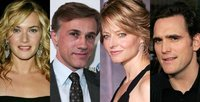 Kate Winslet, Christoph Waltz, Jodie Foster y Matt Dillon en 'God of Carnage', lo nuevo de Polanski