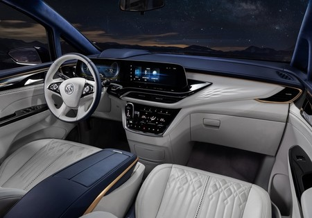 Buick GL8 concept