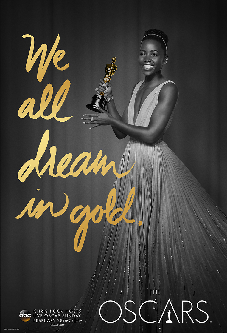 Foto de Oscars 2016, carteles oficiales (2/8)